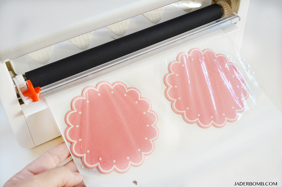 pink crafts