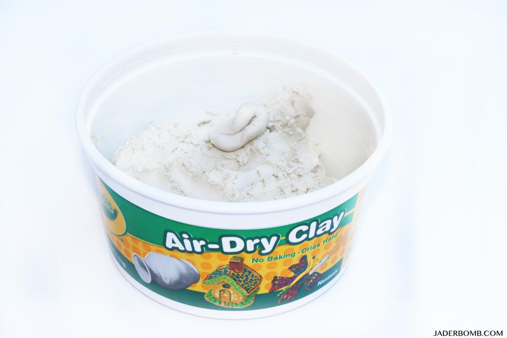 kid friendly clay
