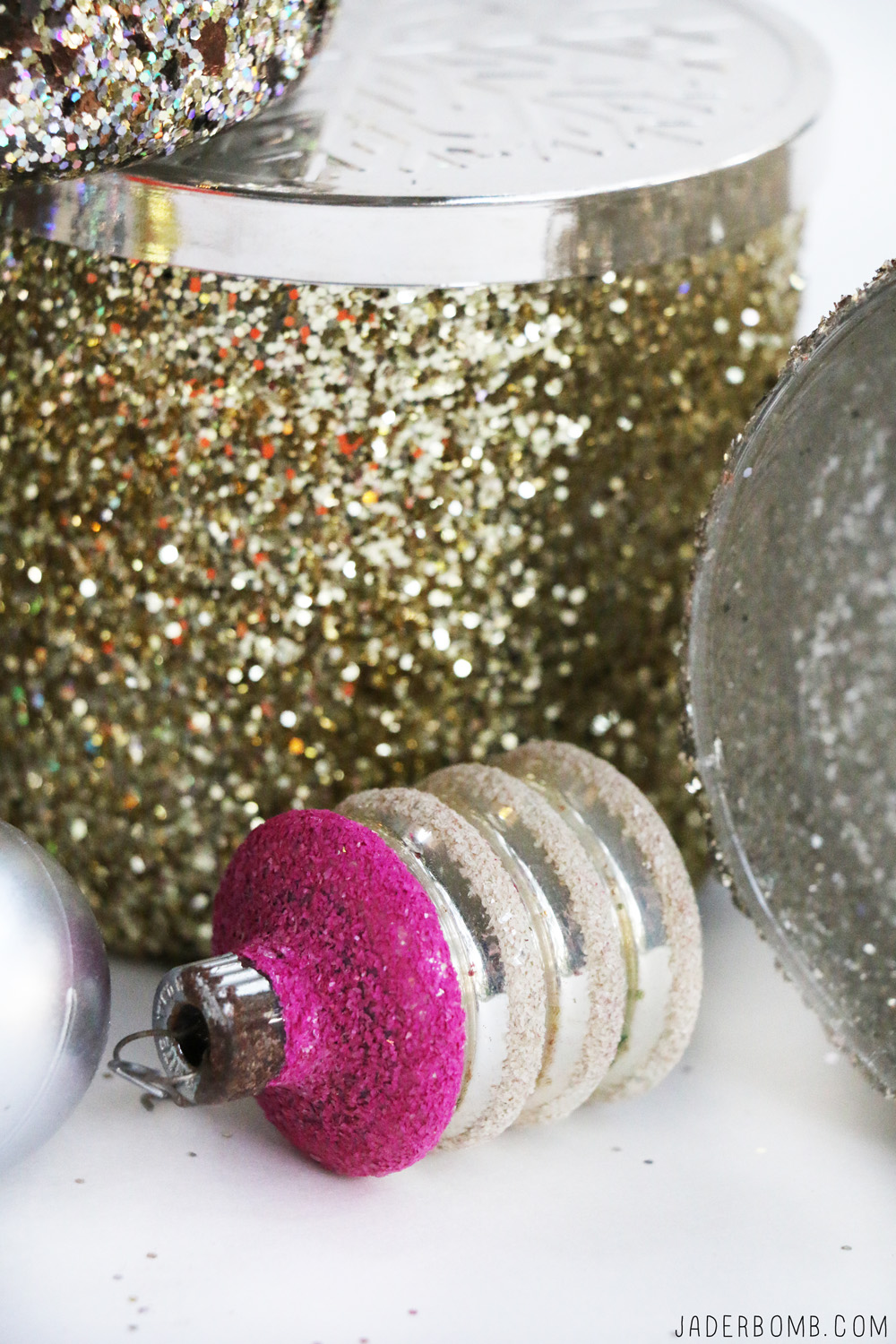 glittered-christmas-candles