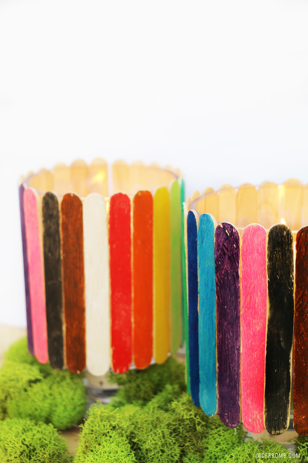 Popsicle Projects DIY