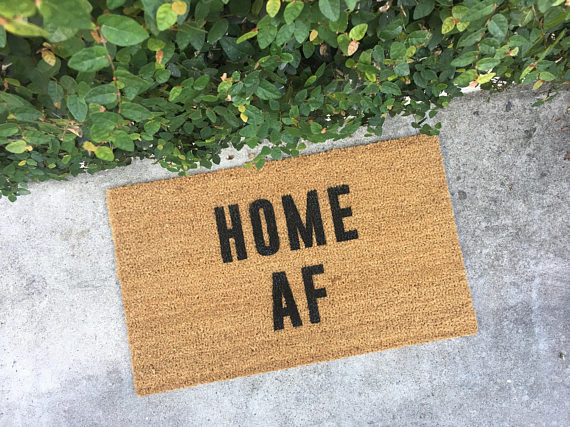 Where To Find The Cutest Doormats