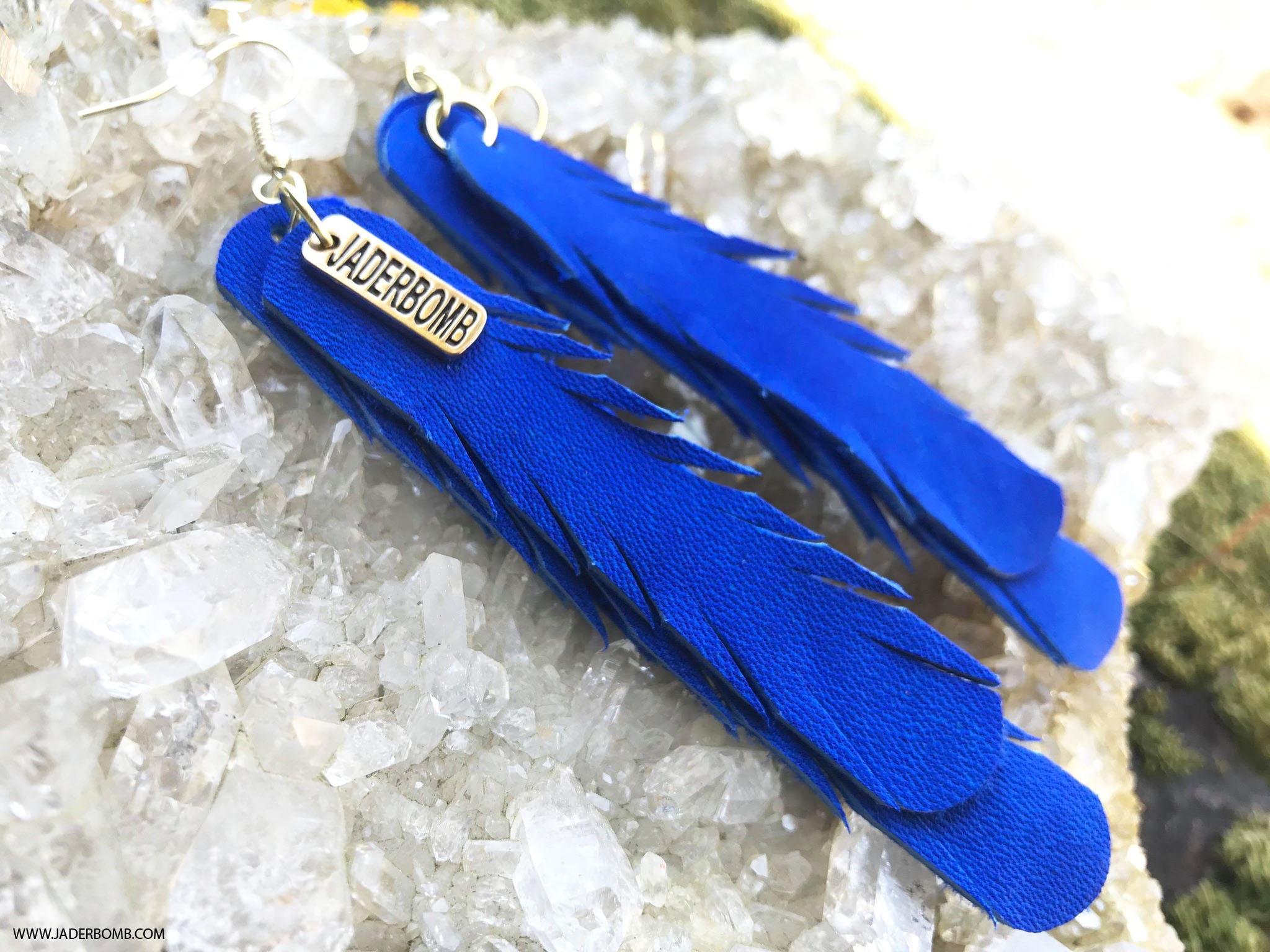 Royal Blue Bohos